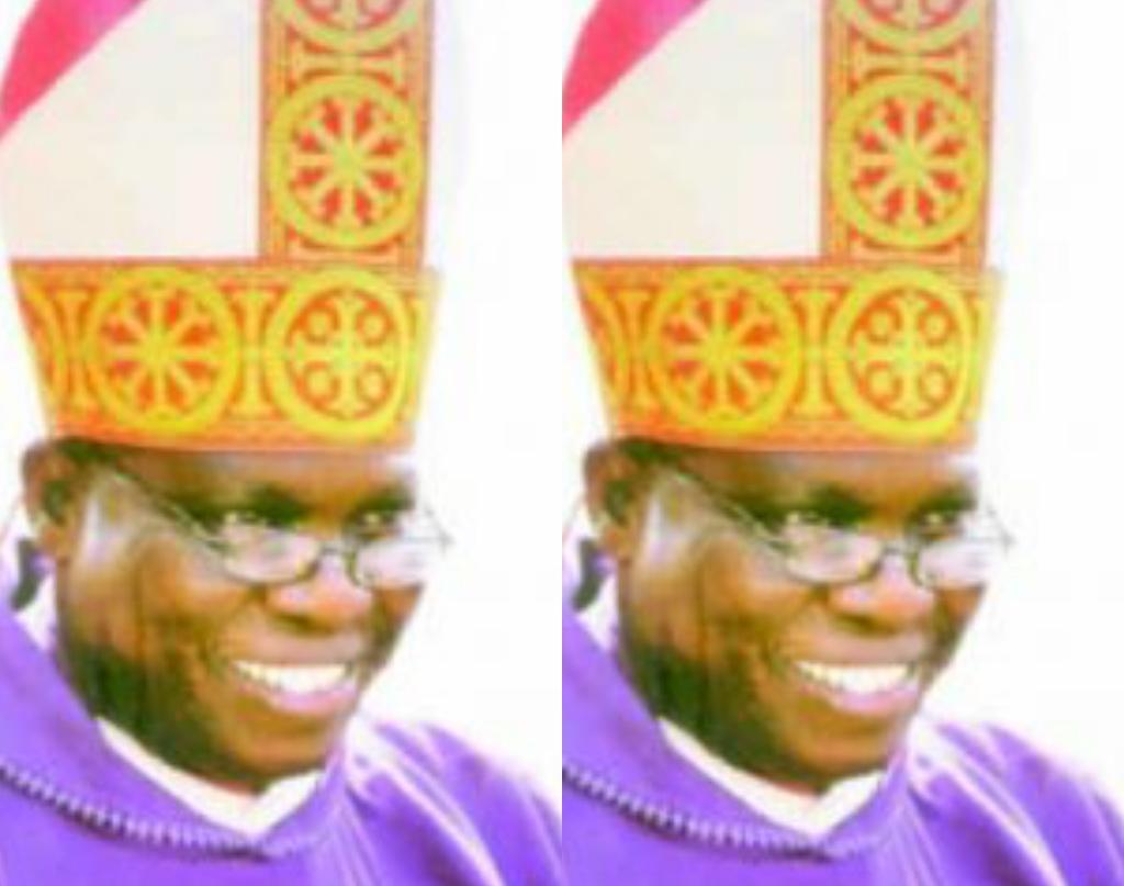 Reverend Father Peter Zuni