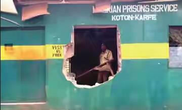 kogi prison break