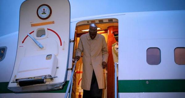 Nigerians Protest Against Buhari in London [Video]