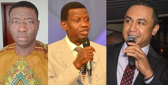 Daddy Freeze Hilarious Reply to Pastor Adeboye's Son, Leke Adeboye [Video]