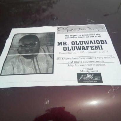 Olufemi Awojobi