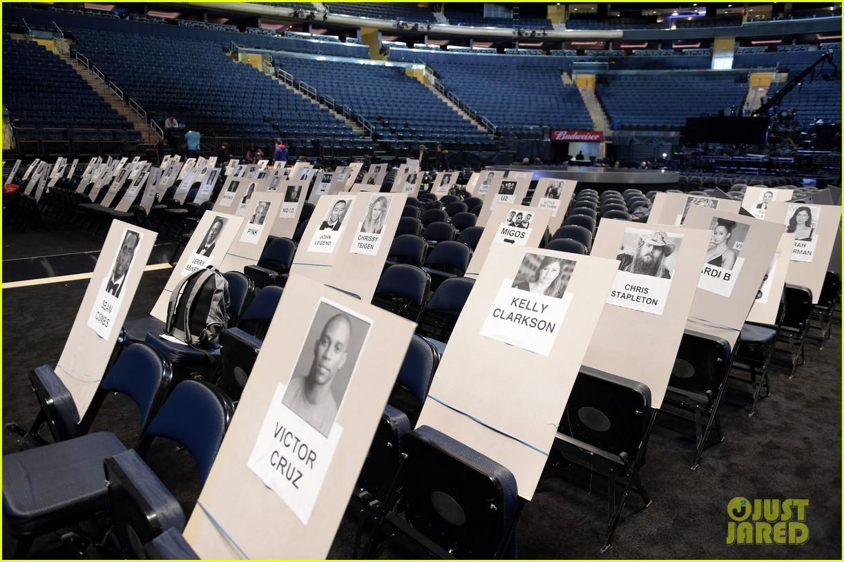 2018 Grammy: Grammys 2018 Seating Arrangement Revealed [Photos]