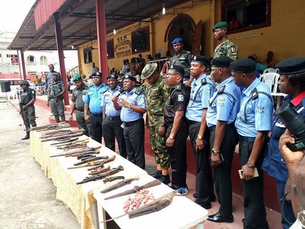 Aiye, Eiye, Buccaneers and Other Cult Groups Renounce Membership in Lagos [Photos]