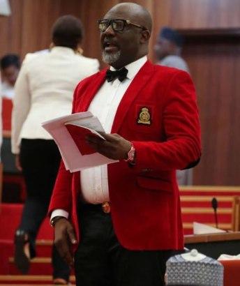 BREAKING: Senator Dino Melaye Defects APC To PDP
