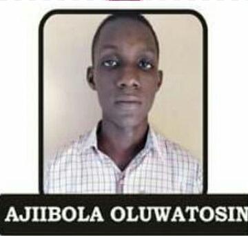Meet Ajibola Oluwatosin, 15-Year-Old Boy, Who Scored Highest In 2018 UTME