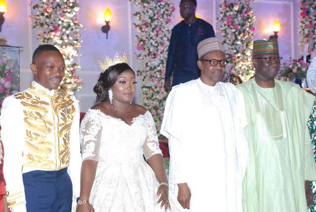 More Photos from Secretary to FG, Boss Mustapha's Daughter Wedding [Photos]