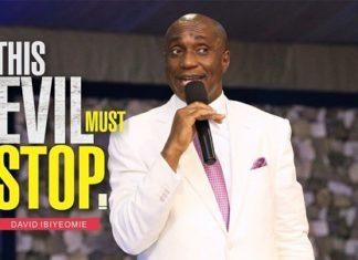 Pastor David Ibiyeomie Condemns the Evil Practices In Nigerian Universities
