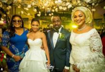 More Photos from The Wedding Of Ex-Governor, Donald Duke's Daughter, Xerona To Dj Caise [Photos]