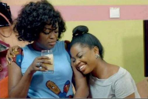 Former Jenifa's Diary Star, Juliana Olayode and Funke Akindele Set to Reconcile?