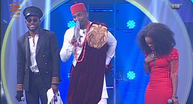 #BBNaija: As Expected, Miracles Wins the Big Brother Naija 2018 Show