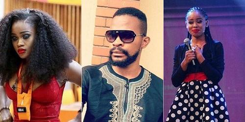 #BBNaija: Uche Maduagwu gives reasons why Cee-C is far better than Nina