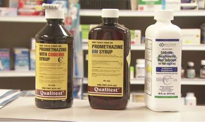FG Bans Codeine Importation and Production