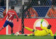 Marseille 0 Atletico Madrid 3: Atletico Madrid Seal Europa League Glory
