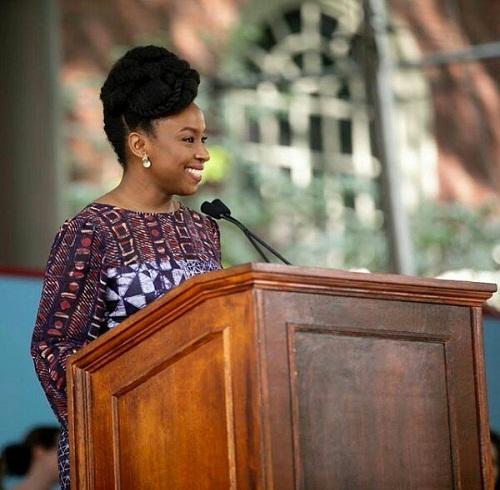 2019 Everett M. Rogers Award; Chimamanda Ngozi Adichie Wins 2019 Everett M. Rogers Award