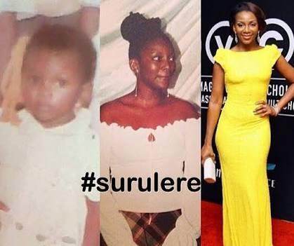 Surulere Photos of Genevieve Nnaji As She Marks Her 39th Birthday