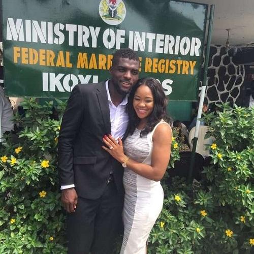 Football Star John Ogu Confirms Marriage Split