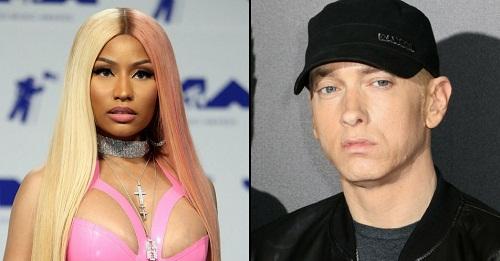 Finally, Nicki Minaj confirms she's in a relationship with Eminem