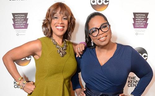 'Oprah Winfrey Smokes Weed' – Her Longtime Best Friend Reveals
