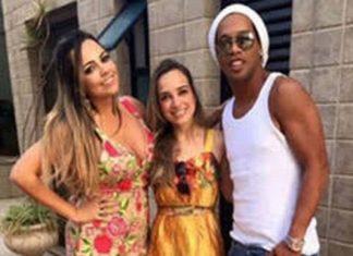 Biggest Lie of the Century – Ronaldinho Denies Plans to Marry His 2 Girlfriends