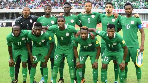 Super Eagles of Nigeria Retains 47th Position in Latest FIFA Ranking