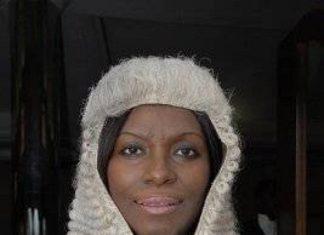 Meet Justice Adebukola Banjoko, the Tough Female Judge Who Jailed Ex-Governor, Jolly Nyame for 14 Years