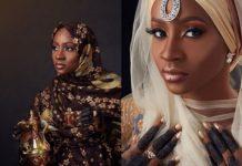 #BBnaija: Anto Lecky Releases Stunning New Photos to celebrate Eid-al Fitr