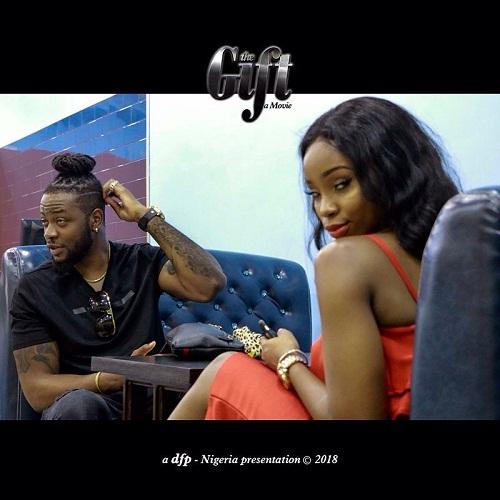 "#BBNaija: BamTeddy Stars In Nollywood Movie ""The Gift"" [Photos]"