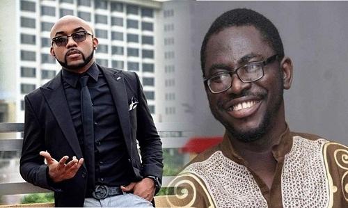 Banky W, & Filmmaker, Niyi Akinmolayan Tears Each Other Apart
