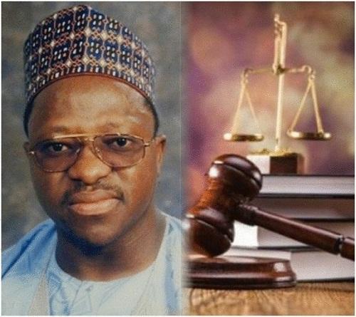 Former Plateau State Governor Joshua Dariye, Convicted Of Fraud