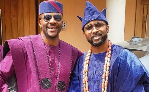 'Why Ebuka Obi-Uchendu Is Nigeria's Best Dressed Man '- Banky W