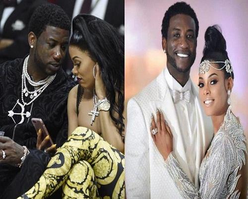 7 Months after Their Lavish Wedding, Gucci Mane Unfollows His Wife Keyshia Ka'oir On Instagram