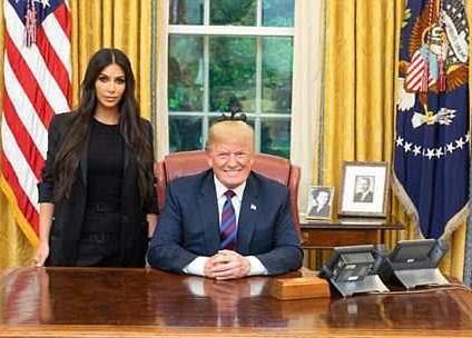 Alice Johnson Granted Presidential Pardon By Trump After Kim Kardashian's Involvement