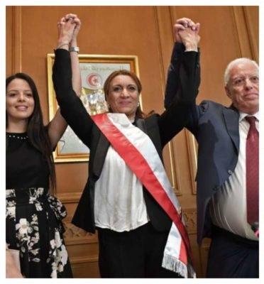 Meet Souad Abderrahim, The First-Ever Female Mayor Of Tunisia's Capital [Photos]
