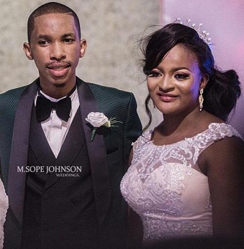More Photos from DJ Consequence's Wedding [Photos]