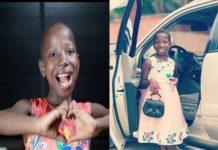 Child Comedienne, Emanuella, Celebrates Her 8th Birthday