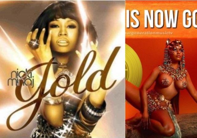 Finally, Nicki Minaj 'Queen' Album Certified Gold