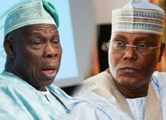 "ENDLESS WAR! ""God Will Never Forgive Me If I Support Atiku for President"" — Olusegun Obasanjo"