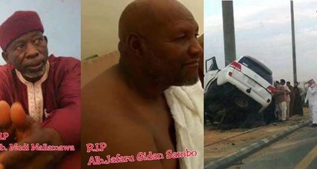 More Photos of 3 APC LG Chairman Killed In Auto Crash In Saudi Arabia [Photos]