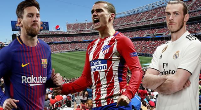 SPANISH LA LIGA: Why the Next El-Classico Will Be Played USA