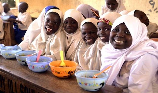 How We Spent ₦49 Billion On School Feeding Programme In 2 Years – FG Reveals