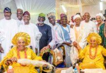 More Photos From Tony Elumelu's Mum 90th Birthday Party [Photos]