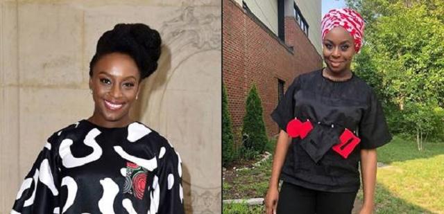 More Photos of Chimamanda Ngozi Adichie As She Celebrates Her 41st Birthday