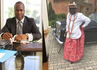 Ayiri Emami Congratulates Sholaye Jeremi and Linda Ikeji on Birth Of Their Son