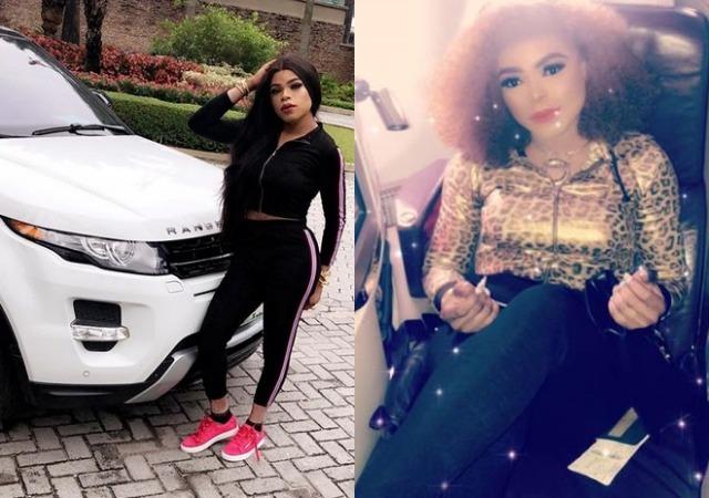 Nigerian male Barbie, Bobrisky denied entry into the U.K
