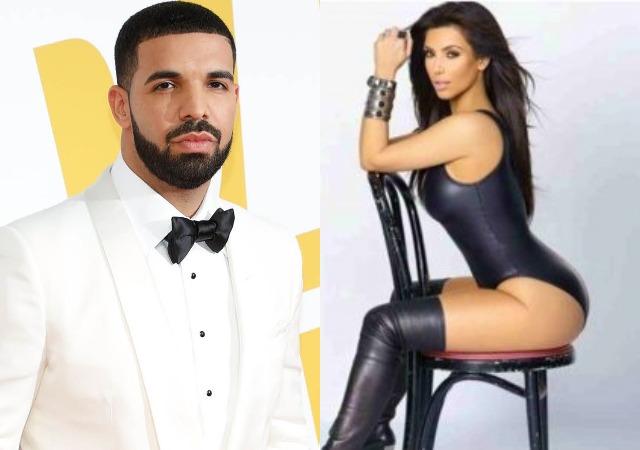 Kim Kardashian Defends Husband, Kanye West After Drake Rant