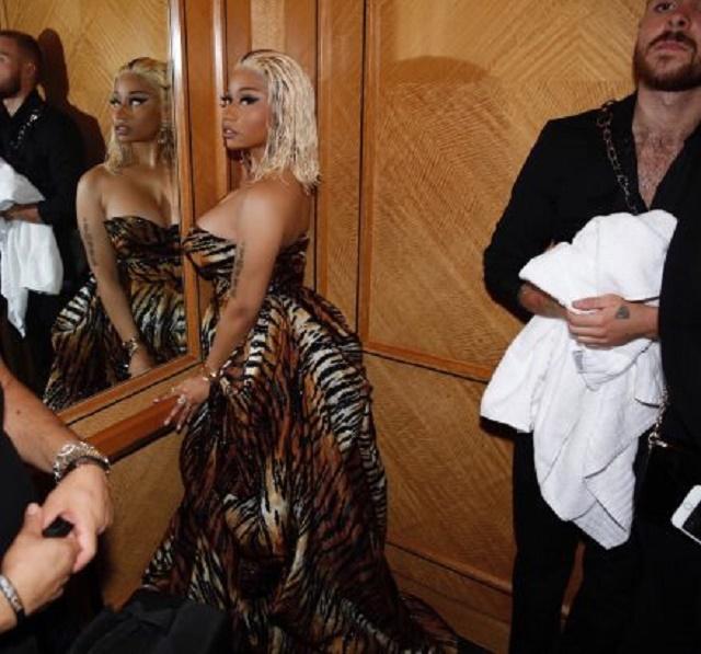Cardi B & Nicki Minaj fight: Minutes after Her Epic Fight with Cardi B, Nicki Minaj Shares Stunning Photos