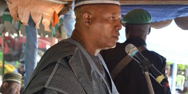 Borno Declares Monday Work-Free Day for Buhari/APC Campaign