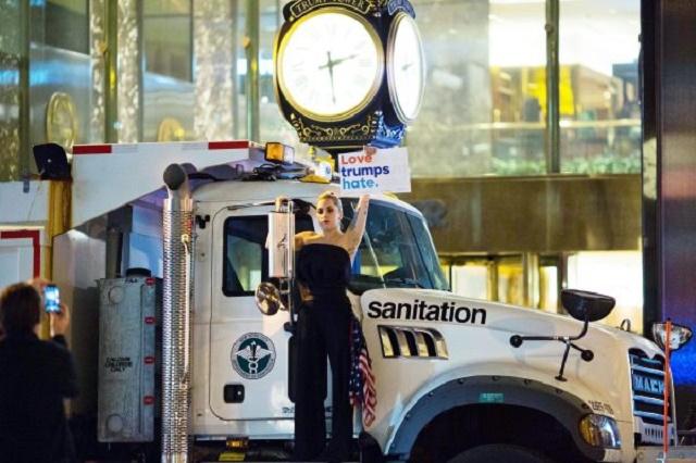American Pop Icon, Lady Gaga Blasts Trump Administration over Transgender Rights