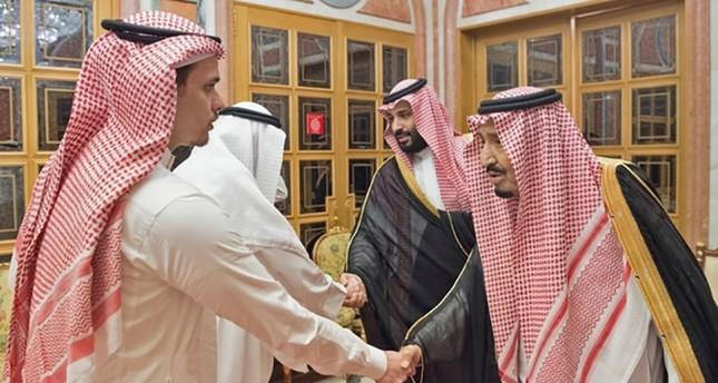 Murdered Journalist's Son Jamal Khashoggi Leaves Saudi Arabia with His Family