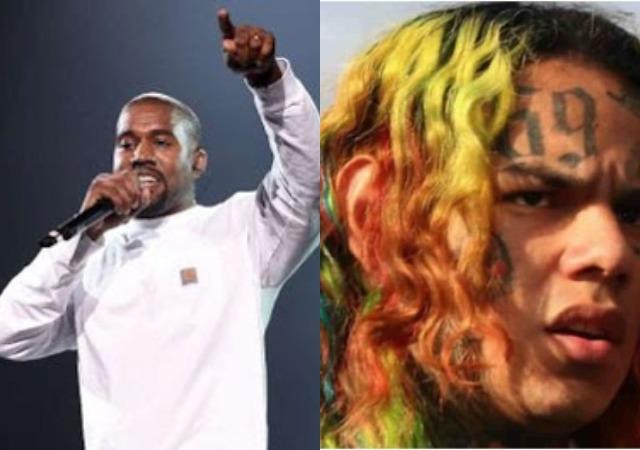 Shocking Moment When Gunmen Shot At Tekashi69, Kanye West at Video Shoot [Video]